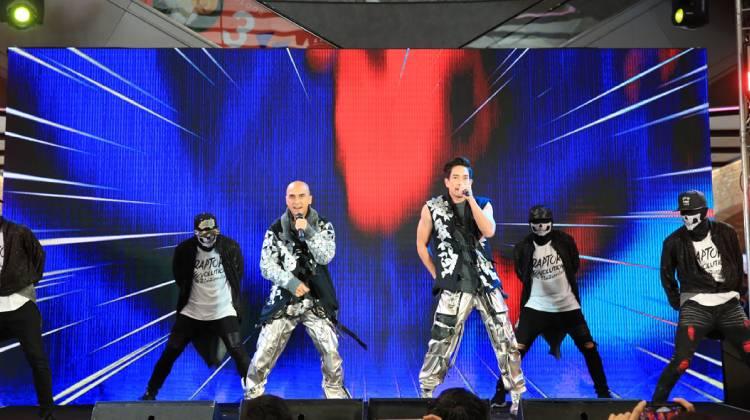 Raptor Evolution Concert